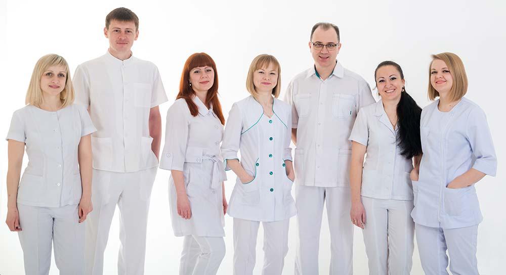 Наша команда StomaLine
